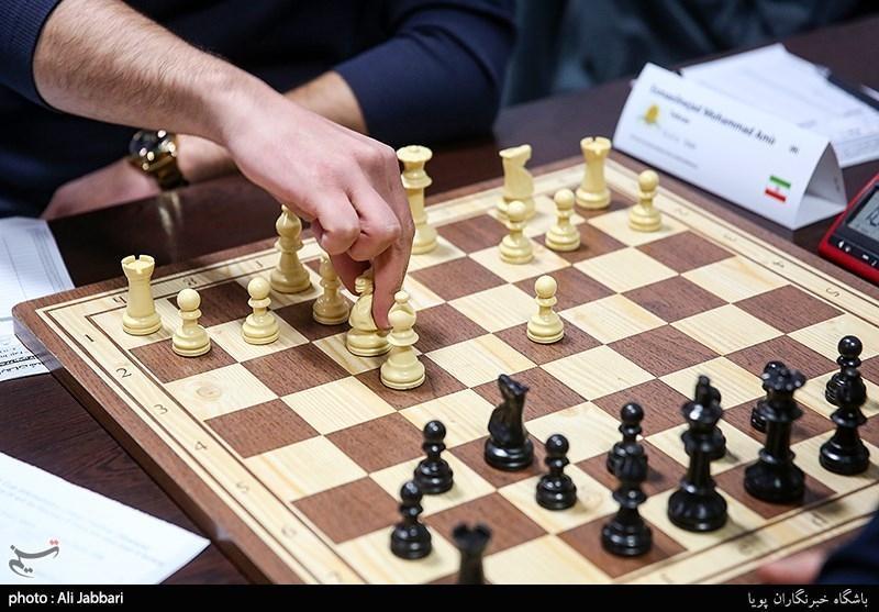 مسابقات شطرنج تیمى جهان، شطرنج بازان ایران، تیم قدرتمند آذربایجان را متوقف کردند