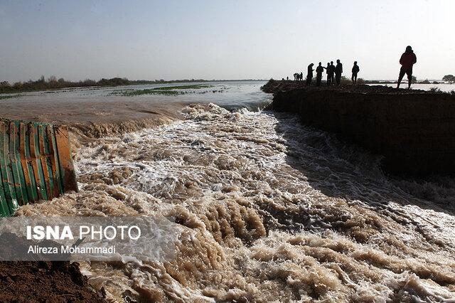 همکاری های علمی دانشگاه تهران و بنیاد مسکن در امور سیلاب ها کلید خورد