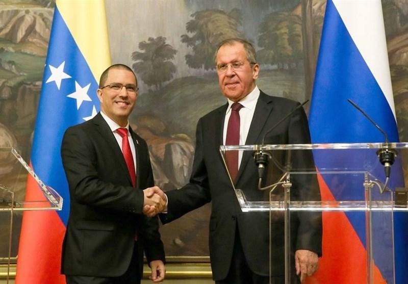 لاوروف: همبستگی روسیه با رئیس جمهور و ملت ونزوئلا، آمریکا حق سرنگونی دولت ونزوئلا را ندارد
