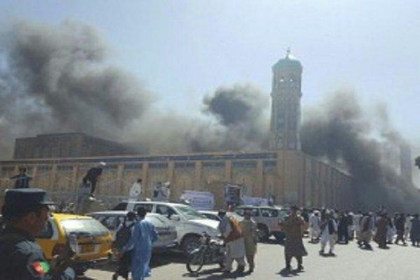 6 کشته بر اثر انفجار انتحاری در کابل