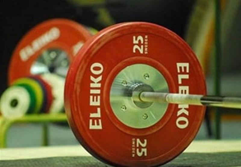 وزنه برداری قهرمانی جوانان جهان، اعلام برنامه مسابقات ورزشکاران ایران