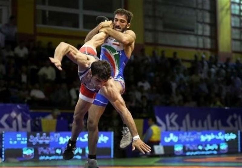 اصلاح نتایج وزن 61 کیلوگرم کشتی جام ساساری، یخکشی به رده اول بازگشت، ایران سوم شد