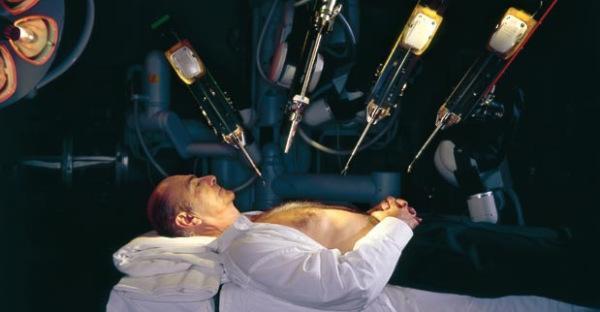 جراحی روباتیک بدون یاری پزشک امکانپذیر شد