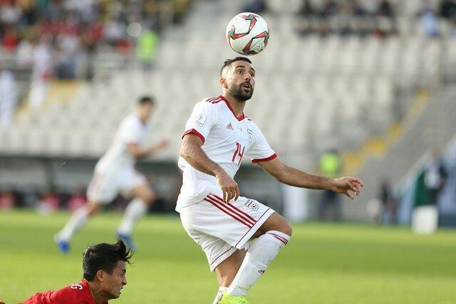 سامان قدوس 4 ماه از فعالیت های فوتبالی محروم شد