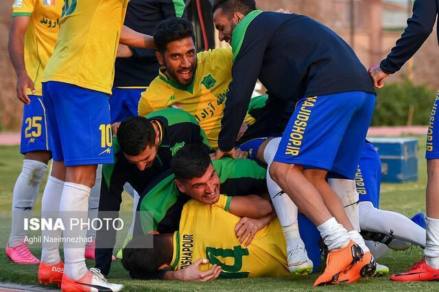 داربی خوزستان را برزیلی ها بردند