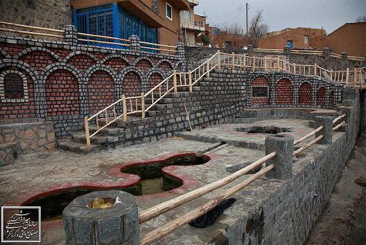 روستای عنبران علیا به هدف گردشگری بین المللی تبدیل شده است