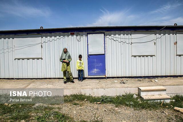 انتقال 100 مدرسه کانکسی به مناطق عشایری صعب العبور خوزستان