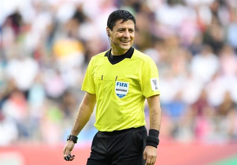 قضاوت فغانی در نیمه نهایی لیگ قهرمانان آسیا