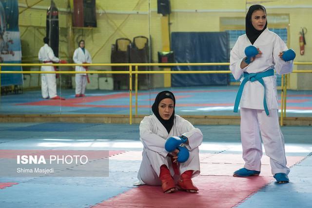 برکناری کادر فنی تیم ملی کاراته بانوان، مدیر تیم ملی پاسخگو نیست