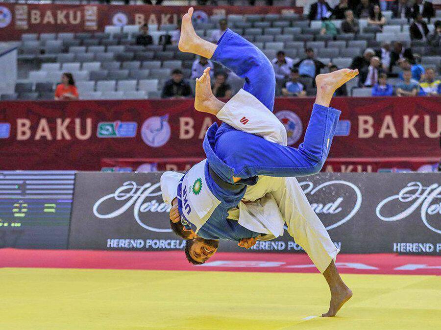 جودو گرندپری ازبکستان، درخشش دو مدال طلا بر گردن نوری و خیرالله زاده