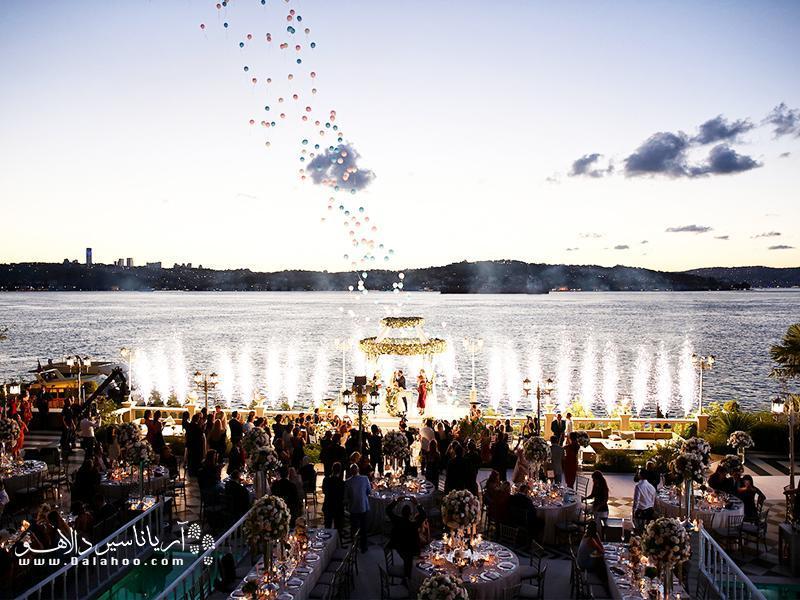 5 تا از بهترین شهرهای ترکیه برای عروسی دریافت
