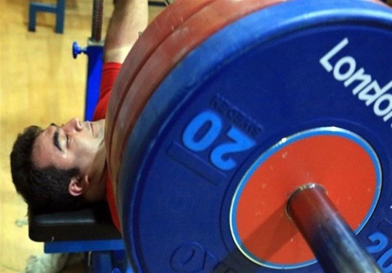 دعوت از 11 ورزشکار به اردوی تیم ملی وزنه برداری معلولان