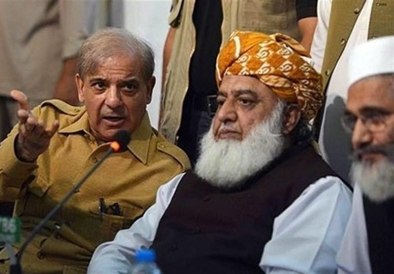 جدال لفظی دولت پاکستان و حزب جمعیت علمای اسلام در آستانه اعتراضات خیابانی