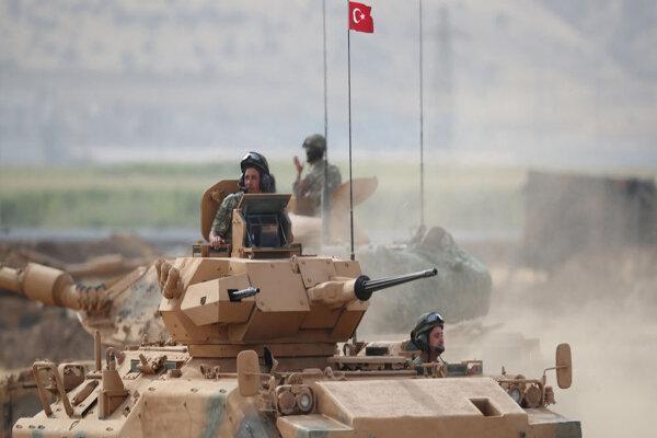 اردوغان شمارش معکوس برای حمله به کردها در شرق فرات را شروع کرد