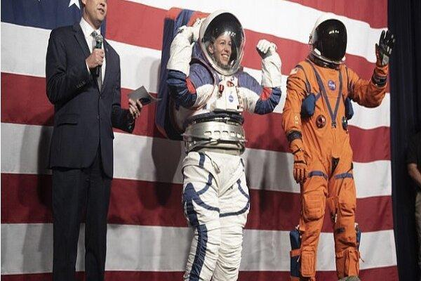 تصاویر لباس های فضانوردی جدید منتشر شد