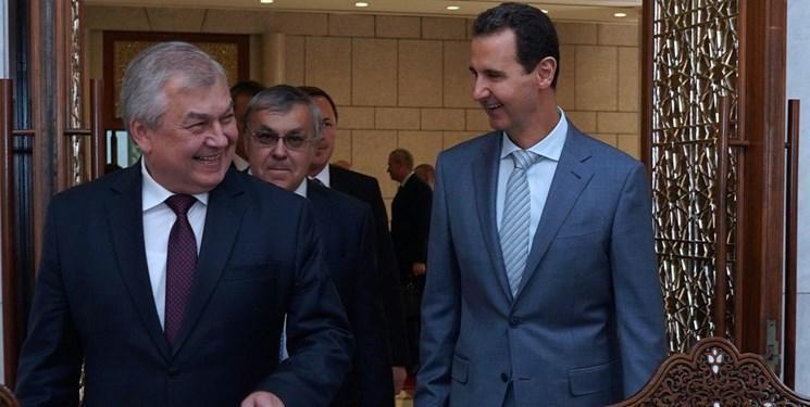 بشار اسد: همه نیروهای ترکیه و آمریکا اشغالگر هستند و باید از سوریه خارج شوند