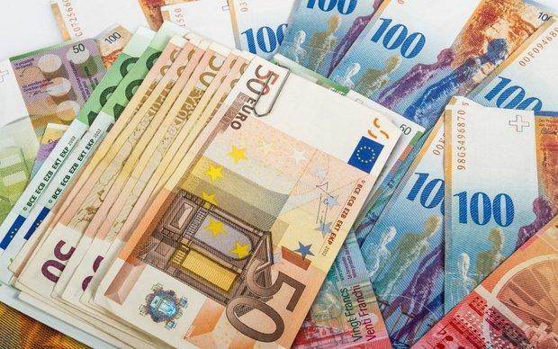 کاهش نرخ 28 ارز، اُفت 13 تومانی قیمت یورو