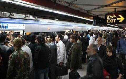 پیشرفت 40 درصدی ایستگاه مترو قیطریه به پدافند غیرعامل