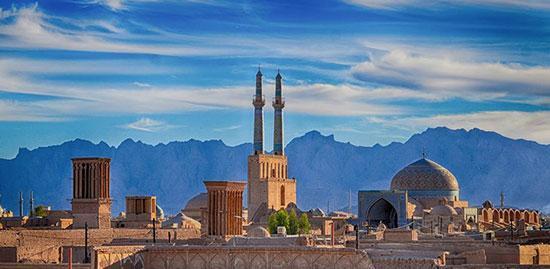 سفر به یزد؛ تجربه هوایی معتدل و فضایی تاریخی