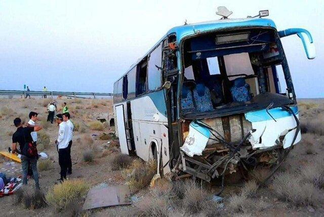 آنالیز علت قطعی سانحه اتوبوس مسافربری در سوادکوه