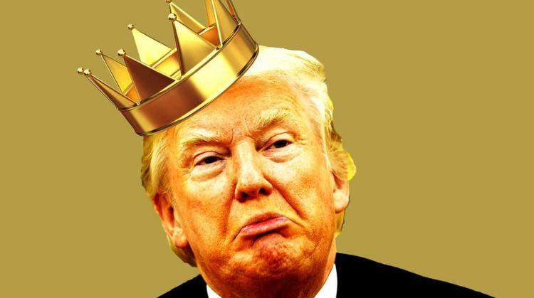 اعلیحضرت ترامپ!