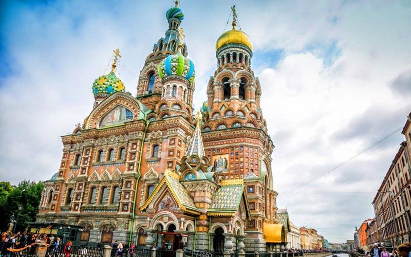 هزار و یک دلیل برای سفر به روسیه