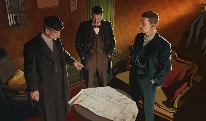 گیم سریال پیکی بلایندرز برای پی سی، PS4 و ایکس باکس وان به زودی عرضه خواهد شد