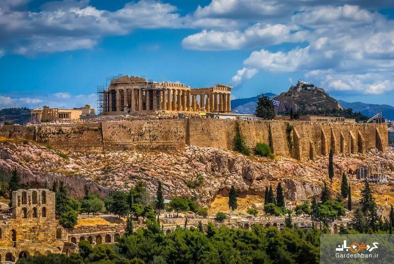 حقایقی درباره آکروپولیس؛مهم ترین محوطه تاریخی یونان، عکس