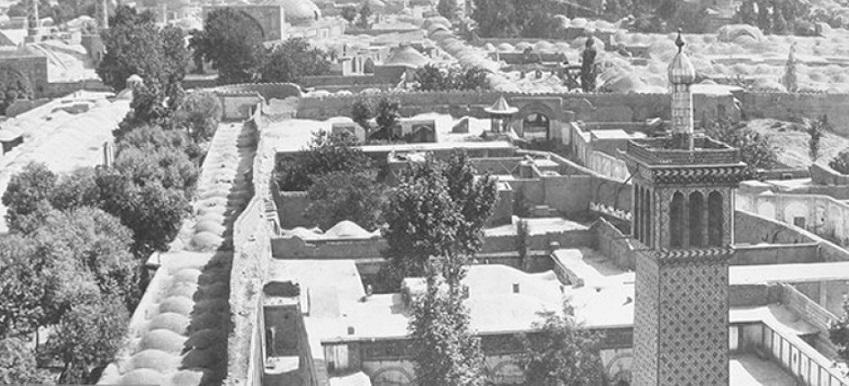 زلزله 150 سال پیش و شیوع بیماری در تهران