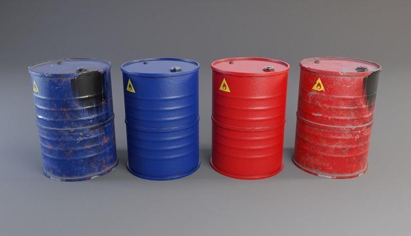 افت قیمت نفت به کانال 33 دلار ، ذخایر نفت آمریکا افزایش یافت