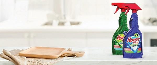 چندمنظوره هوم پلاس، آغاز داستان پاکیزگی خانه های شما!