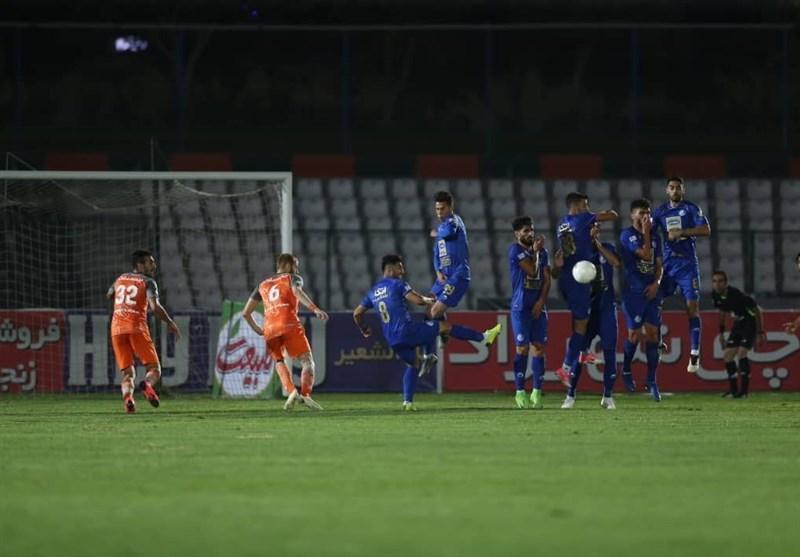 لیگ برتر فوتبال، استقلال با یک لشگر غایب برابر سایپا، تلاش سپاهان برای پس دریافت رتبه دوم