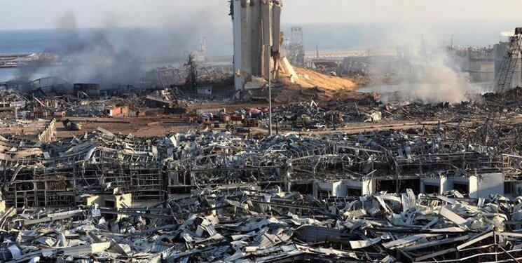 اطلاعات جدید تیم تحقیقاتی فرانسه درباره انفجار بیروت