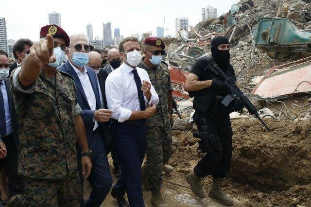 تعداد کشته شدگان انفجار بیروت به 145 نفر رسید