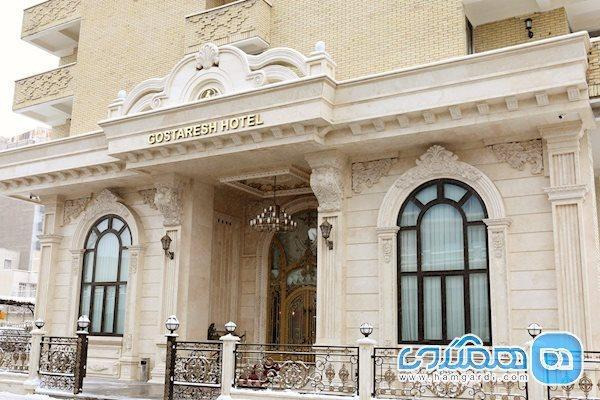 معرفی هتل گسترش تبریز