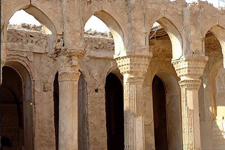 احیای قلعه نصوری در شهر سیراف