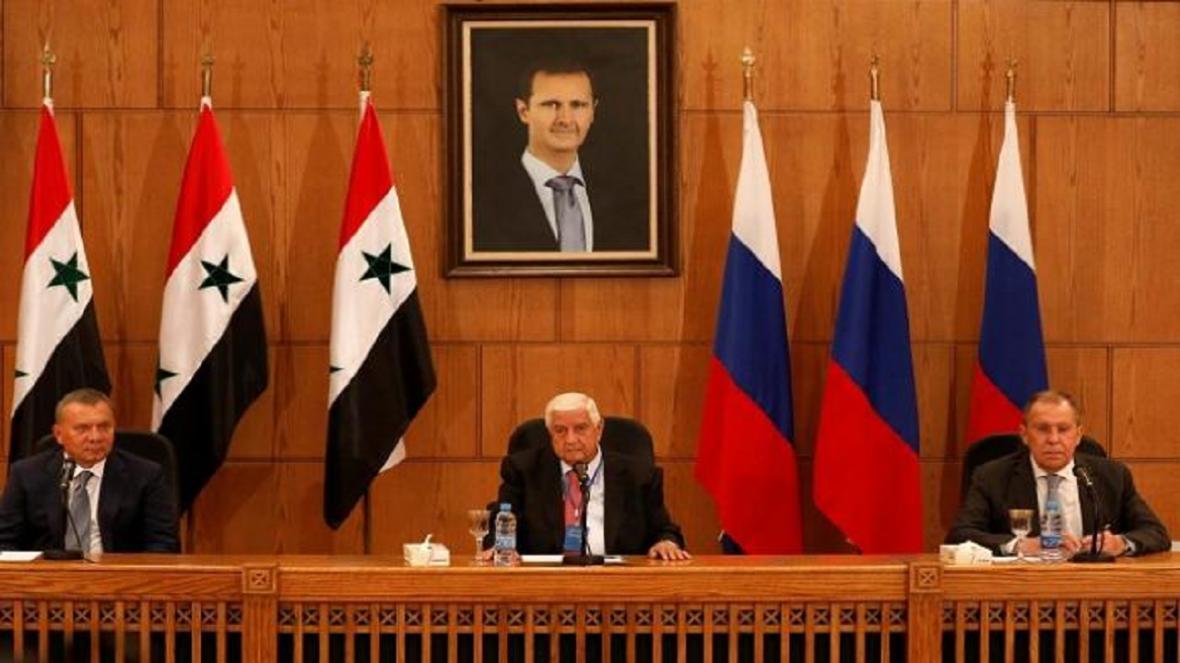 تأیید سفر محرمانه یک هیئت آمریکایی به سوریه
