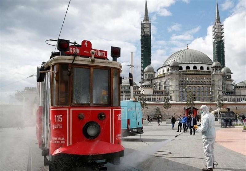 گزارش، دشواری های مبارزه با کرونا در استانبول