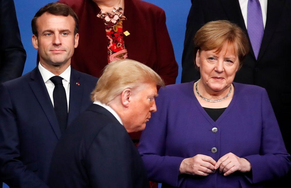 خبرنگاران انتخابات آمریکا؛ زمانی برای استقلال اروپایی ها