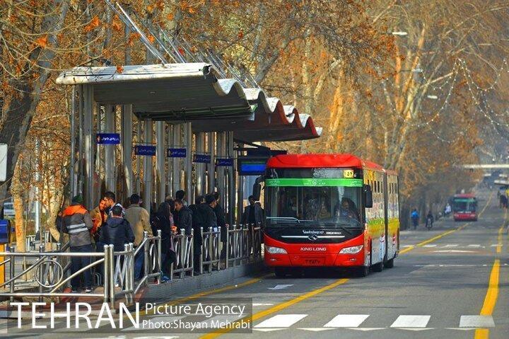 بازسازی 1000 دستگاه اتوبوس بخش خصوصی و عمومی در دستور کار شهرداری نهاده شد