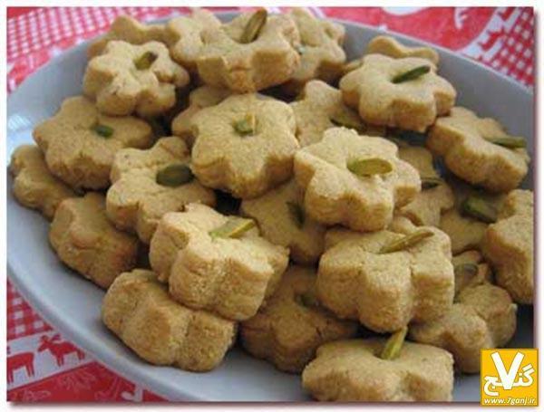 طرز تهیه شیرینی نخودچی، مخصوص عید نوروز