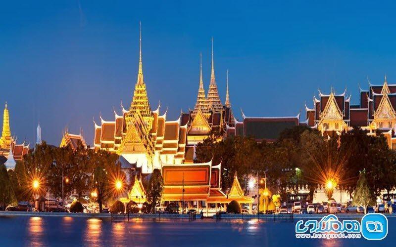 کاخ پادشاهی تایلند؛ کاخی دیدنی و زیبا در آسیا