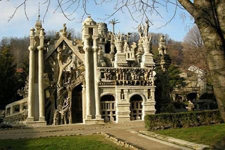 عجیب ترین خانه های دنیا (