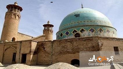 مسجد جامع بروجرد؛ شاهکار تاریخ معماری، عکس