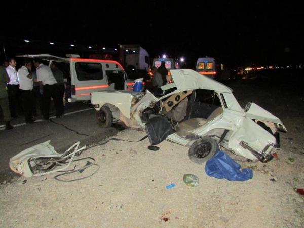 خبرنگاران تصادفات جنوب سیستان و بلوچستان جان چهار نفر را گرفت