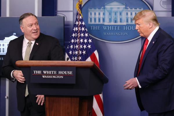 اقدامات دقیقه نودی پمپئو علیه ایران!