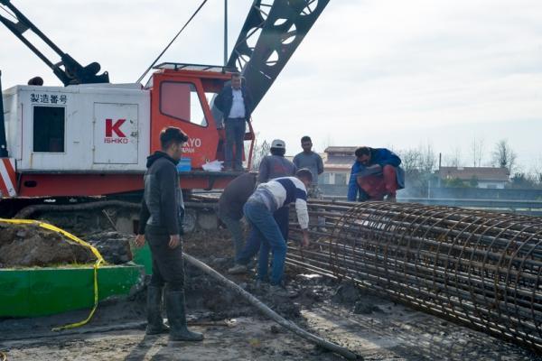 تکمیل پروژه های بزرگ زیرساختی منطقه آزاد انزلی سرعت می گیرد