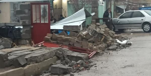رسیدگی به اعتراضات حادثه دیدگان زلزله سی سخت خبرنگاران