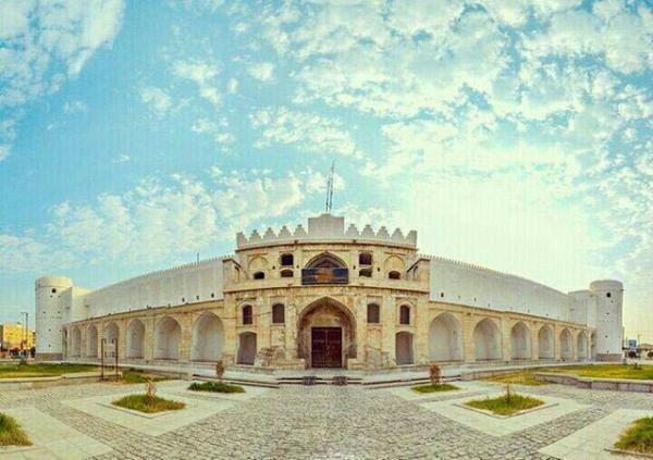 این بنای تاریخی خشت به خشت ویران می گردد!